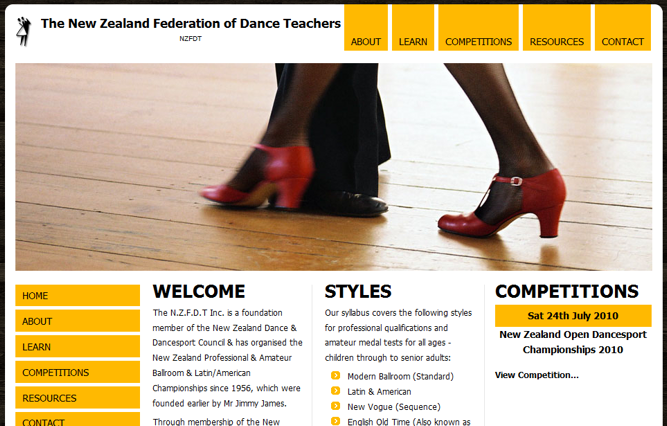 New Zealand Federation of Dance Teachers (NZFDT)