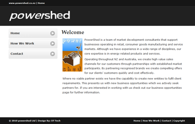 powershed